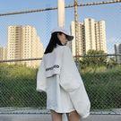 秋冬春秋新款韓版慵懶風寬鬆ulzzang長袖鬆鬆垮垮衛衣女薄款外套