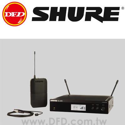 美國 舒爾 SHURE BLX14R/WL93 領夾式無線系統 公司貨