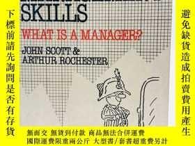 二手書博民逛書店Effective罕見Management Skills: Wh