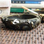 煙灰缸 金魚、龍飾品 潮流小鋪