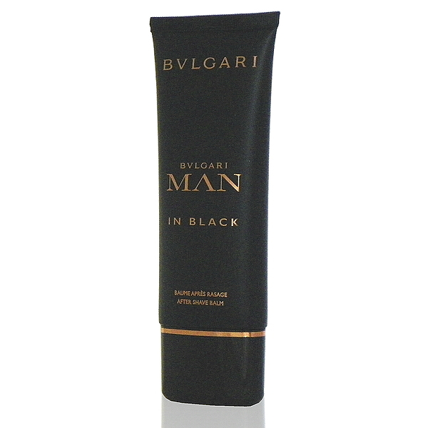 Bvlgari In Black After Shave Balm 當代真我鬍後乳100ml 外盒壓傷