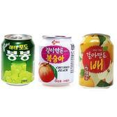 韓國進口 HAITAI海太 水蜜桃汁/葡萄果汁/水梨汁 (238ml/瓶)