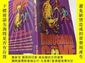 二手書博民逛書店dinosaur罕見cove:恐龍灣..Y200392
