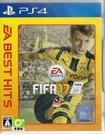 現貨中 PS4遊戲 國際足盟大賽 17 BEST FIFA 17 日文日版 【玩樂小熊】