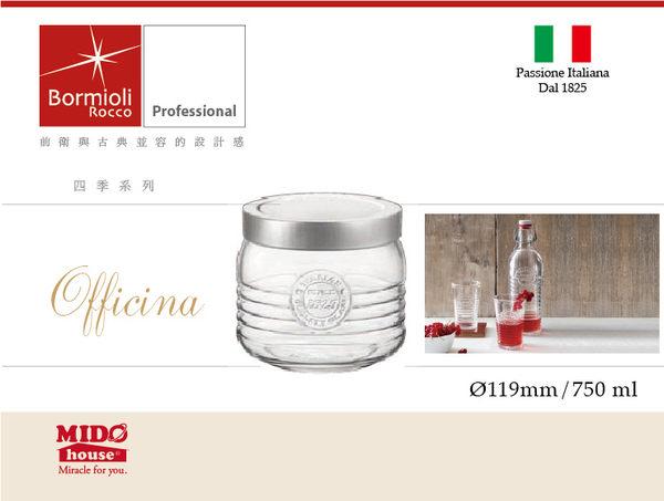 義大利Bormioli Rocco進口玻璃Officina 密封罐 750ml)-p40622《Mstore》