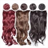 【頭髮增長】仿真髮-接髮5扣104自然微捲髮片(5色) [45075]