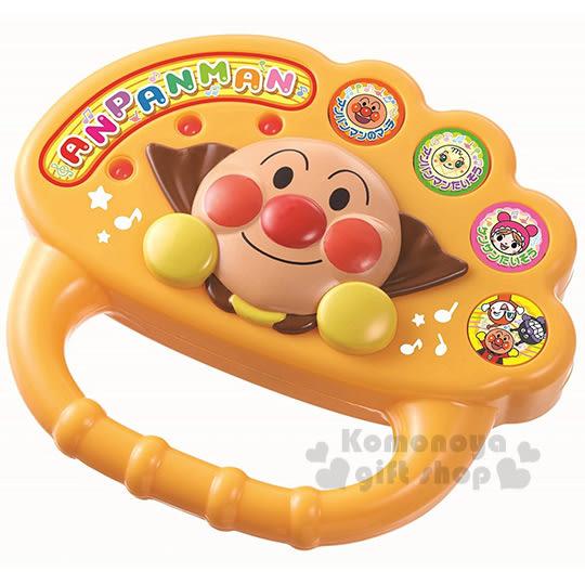 〔小禮堂嬰幼館〕麵包超人 手搖鈴玩具《小.橘.飛翔.朋友.盒裝》適合1.5歲以上嬰兒4975201-18063
