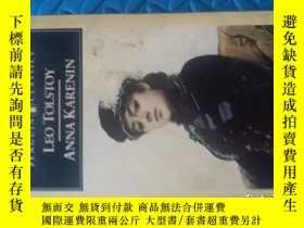 二手書博民逛書店Anna罕見kareninY203364 Tolstoy Pen