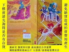 二手書博民逛書店AMULET罕見SUPERNOVAY214704 Kazu Kibuishi Scholastic USA