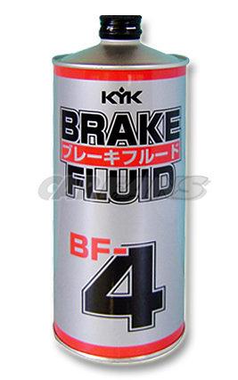 【愛車族購物網】KYK BF-4 DOT-4煞車油