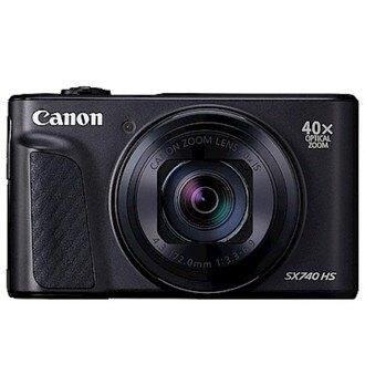 Canon SX740 HS  翻轉螢幕 美肌自拍  40倍光學變焦 送32G高速卡+硬殼包+4大好禮  彩虹公司貨