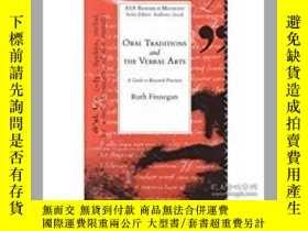 二手書博民逛書店Oral罕見Traditions and the Verbal