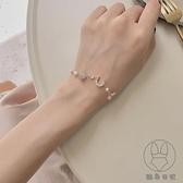 手鏈設計閨蜜簡約星月手飾韓版冷淡風【貼身日記】