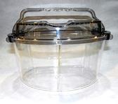 台中水族臺灣MIT 防果蠅海灣手提箱S  甲蟲缸