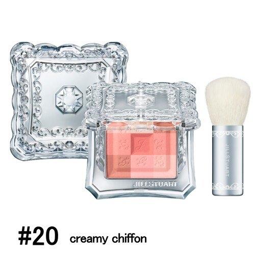 【即期品】JILL STUART 吉麗絲朵~粉彩糖磚顏彩盤(8g)# 20 Creamy Chiffon【保質期2021.08】
