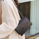 小眾設計包包女潮百搭時尚秋冬大氣高級感鏈條斜挎單肩包【小獅子】