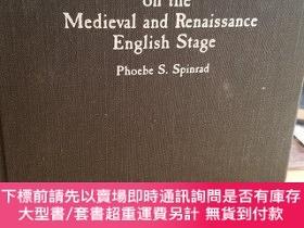 二手書博民逛書店The罕見Summons of Death on the Medieval and Renaissance Eng