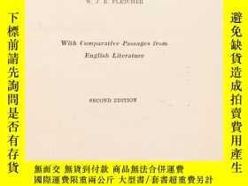 二手書博民逛書店【包罕見】More Gems of Chinese Poetry