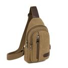 側背包 包包2021新款男士胸包帆布包斜挎包男包單肩包韓版小背包休閑腰包【快速出貨】