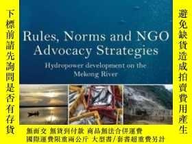二手書博民逛書店Rules,罕見Norms And Ngo Advocacy StrategiesY464532 Yumiko