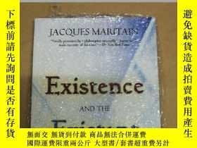 二手書博民逛書店Existence罕見and the Existent 存在與存