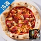 金品夏威夷重乳酪8吋比薩240g【愛買冷...
