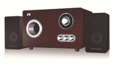 [nova成功3C] 淇譽 JS JY3030 阿波羅2.1 木質多媒體喇叭 三件式喇叭