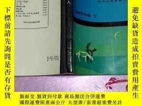 二手書博民逛書店罕見新時期爭鳴作品叢書——男人的一半是女人(1985年年編·下)