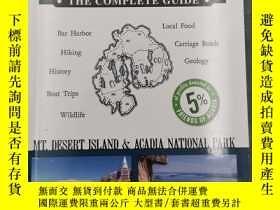 二手書博民逛書店Acadia:罕見The Complete Guide: Aca