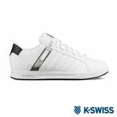 【K-SWISS】Lundahl WT S休閒運動鞋-男-白/黑(02533-126)