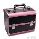 紋繡工具箱手提專業多層美睫美容師專用高檔大容量美甲紋眉化妝箱 依凡卡時尚