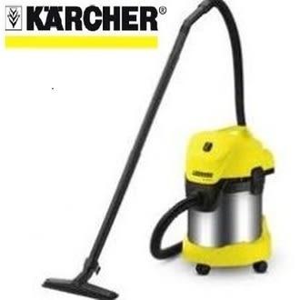 德國 凱馳 KARCHER 乾濕兩用吸塵器 WD 3.300