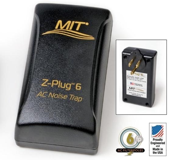 《名展影音》美國MIT Z-Plug 6 電源插頭