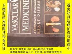 二手書博民逛書店VASCULAR罕見MEDICINEY11966