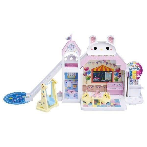 Licca 莉卡娃娃 歡樂兔兔幼稚園_LA61832 內附美紀妹妹 TAKARA TOMY