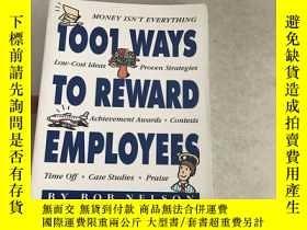 二手書博民逛書店1001罕見Ways to Reward EmployeesY1