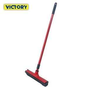 【VICTORY】彈力軟毛刮水大地板清潔刷#1029016