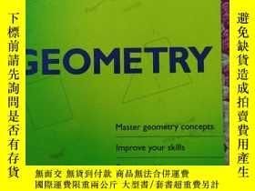 二手書博民逛書店Shortcut Geometry Colleen罕見Schultz and Catherine Jeremko奇