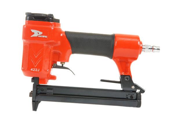 氣動釘槍 422 三代ㄇ型雙腳 POWERFUL 裝潢木工師傅