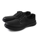 Clarks Cotrell Edge 皮鞋 黑色 真皮 男鞋 CLM20211SC19 no010