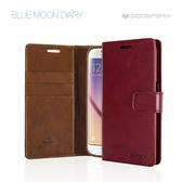 【清倉】蘋果 iPhone 5 / SE 韓國水星藍月款帶扣皮套 Apple iPhone 5 / SE 可插卡可立磁扣保護套
