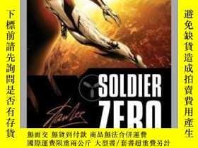 二手書博民逛書店Soldier罕見Zero Vol. 2Y410016 Stan Lee Dan Abne... BOOM!
