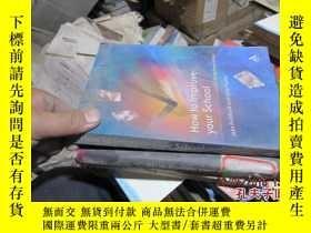 二手書博民逛書店how罕見to improve your school 3606