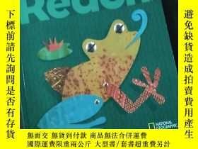 二手書博民逛書店Reach罕見student Anthology Level A Volume 2 英景教育美國本土小學 Reac