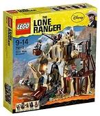 LEGO 樂高 羅恩連者 在銀礦山決戰 79110