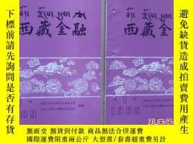 二手書博民逛書店試刊號:西藏金融罕見1989試1刊14239 出版1989