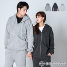 出清不退換 大口袋寬鬆 刷毛外套【OBI...
