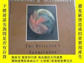 二手書博民逛書店the罕見designer s sourcebook 11Y21