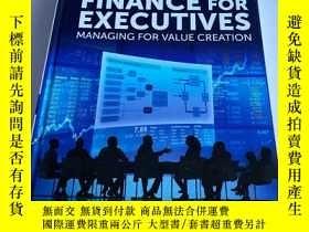 二手書博民逛書店Finance罕見for Executives MANAGING FOR VALUE CREATION(FIFTH