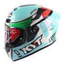 【東門城】KYT TT-Course 選手彩繪 (水藍) #48 全罩式安全帽